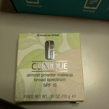 Photo of Clinique Almost Powder Makeup SPF 15 uploaded by Jessica D.