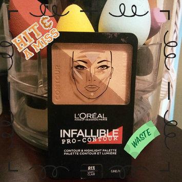 L'Oréal Paris Infallible Pro Contour Palette Light/Clair 0.24 oz. Compact uploaded by Nevs V.