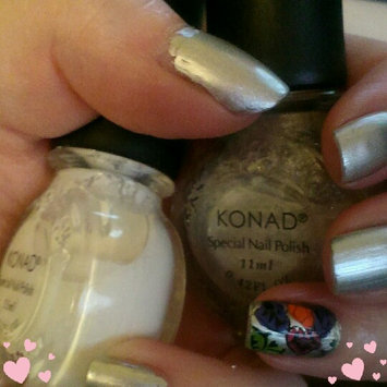 Photo of Konad Nail Art Stamping Polish - Psyche Pink uploaded by Leslie F.