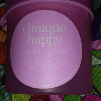 Clinique Happy Gelato Cream For Body uploaded by Christie C.