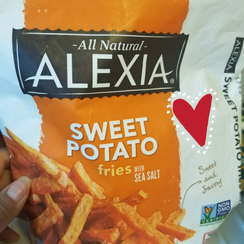 Alexia Sweet Potato Fries with Sea Salt uploaded by Nikki R.