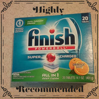 Finish Powerball Tabs Dishwasher Detergent uploaded by Cety T.