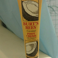 Burt's Bees Coconut Foot Creme uploaded by Angelica G.