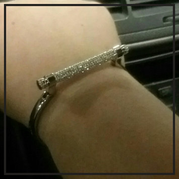 Swarovski Swarovski Friend Bangle White Rhodium-plated uploaded by Jaime F.