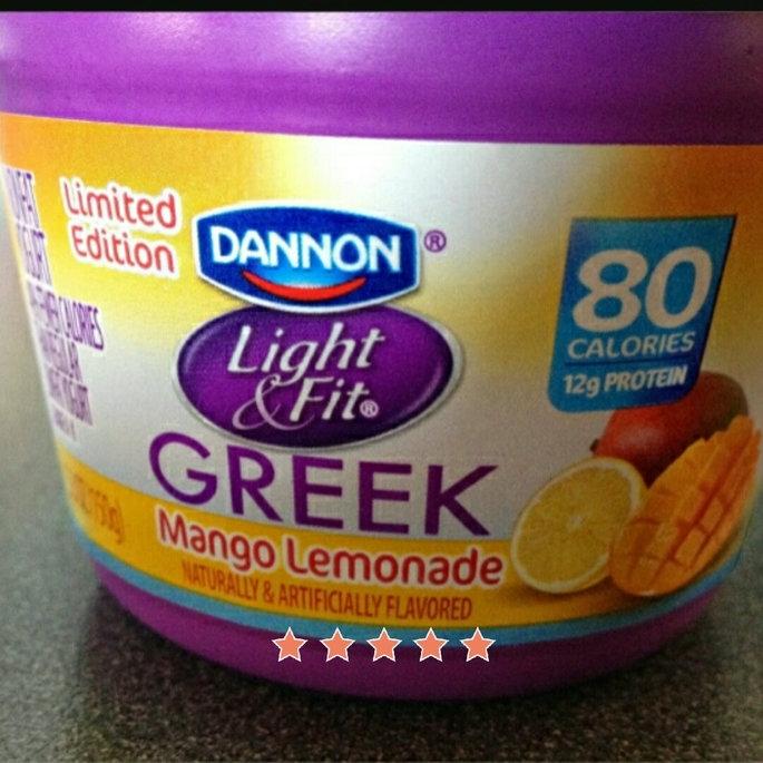 Dannon® Light & Fit Greek Yogurt uploaded by Corbi P.