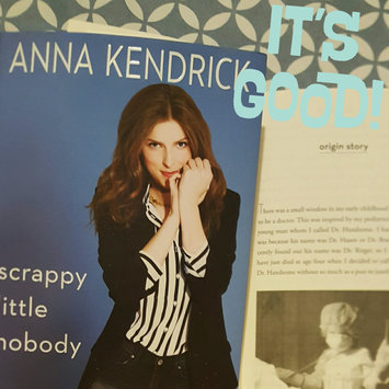Photo of Levy Scrappy Little Nobody (Hardcover) by Anna Kendrick uploaded by Beth-Ann S.
