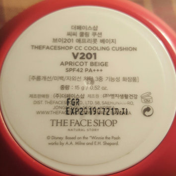 Photo of The Face Shop Aura Color Control Cc Cream Spf 30 uploaded by Echo M.