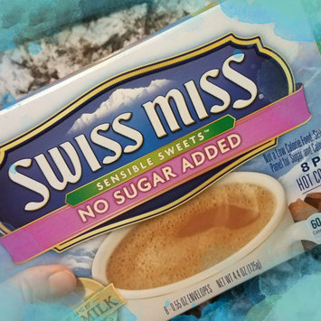 Photo of Swiss Miss No Sugar Added Hot Cocoa Mix uploaded by Abigail C.