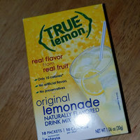 True Lemon Original Lemonade Drink Mix uploaded by keren a.
