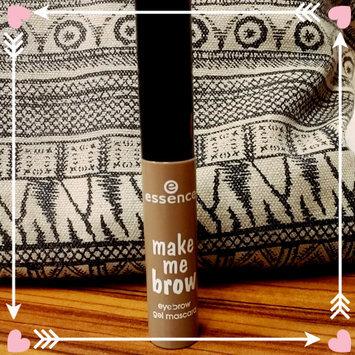 Essence Make Me Brow Eyebrow Gel Mascara uploaded by Makayla E.