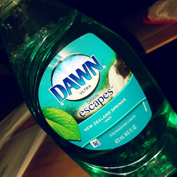 Ultra Escapes Dishwashing Liquid New Zealand Springs 14.6 oz uploaded by keren a.
