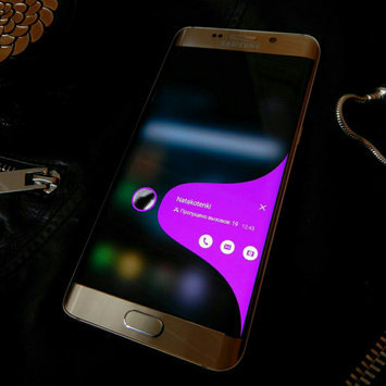 Photo of Samsung Galaxy S6 edge+ - 64GB - Gold Platinum uploaded by Nataliia B.