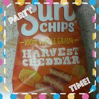 Sunchips Multigrain Snacks Harvest Cheddar uploaded by Melisabeth R.