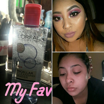 L'Oréal Paris Micellar Cleansing Water for Normal to Dry Skin uploaded by Yahaira C.