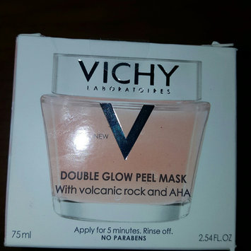 Photo of Vichy Double Glow Facial Peel Mask uploaded by Kadhene K.