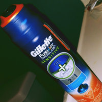 Gillette Fusion ProGlide Sensitive Shave Gel + Skin Care uploaded by keren a.