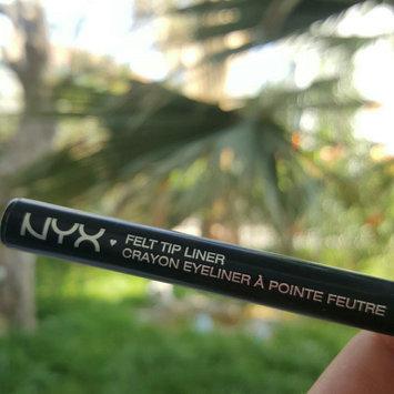 NYX Cosmetics Felt Tip Liner uploaded by Anastasia Z.