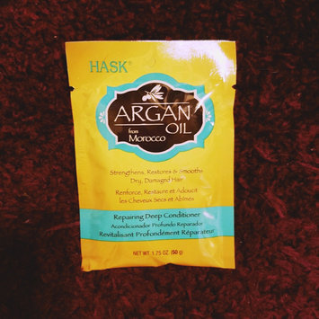 Hask Argan Oil Intense Deep Conditioning Hair Treatment uploaded by Heidi B.