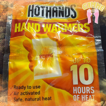 Heatmax HH-2 Hand Warmers 2-pack uploaded by Alisha B.