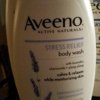 Aveeno Stress Relief Body Wash uploaded by Jennifer W.