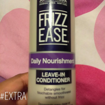 John Frieda Frizz-Ease Daily Nourishment Leave-In Conditioning Spray uploaded by Ty L.