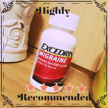 Photo of Excedrin Migraine Caplets - 100 CT uploaded by Krystal S.