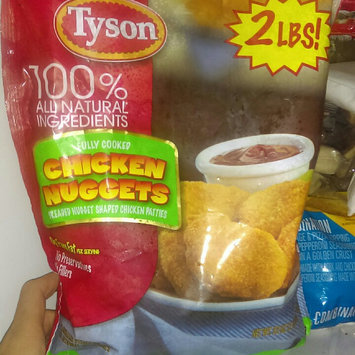 Tyson Chicken Fun Nuggets uploaded by Jesseca H.