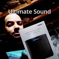 Bose® - Soundlink® Color Bluetooth Speaker Ii - Soft Black uploaded by Felix S.