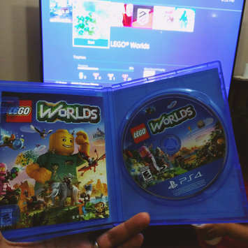 Photo of Lego Worlds (PlayStation 4) uploaded by Felix S.