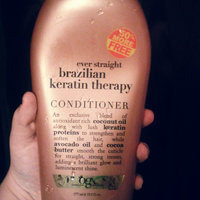 OGX Brazilian Keratin Therapy 30 Day Smoothing Hair Treatment uploaded by Seirria M.