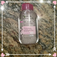 Garnier Skinactive Micellar Cleansing Water All-in-1 Makeup Remover & Cleanser 3 oz uploaded by Jenny D.
