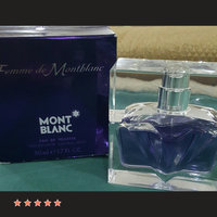 Femme De Mont Blanc for Women by Mont Blanc EDT Spray 1.6 oz uploaded by Janna P.