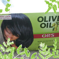 Organic Root Stimulator Olive Oil Relaxer uploaded by Leidi R.