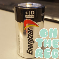 Energizer Max Alkaline Batteries uploaded by Alisha B.