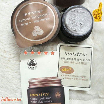 Photo of Innisfree - Super Volcanic Pore Clay Mask 100ml uploaded by Inakali K.