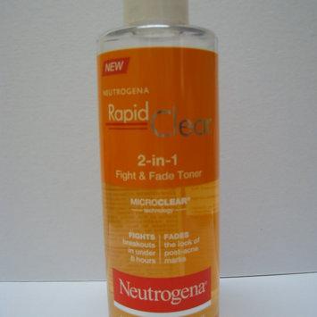 Neutrogena Rapid Clear 2-in-1 Fight & Fade Toner uploaded by Kenia P.