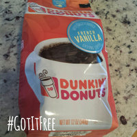Dunkin' Donuts French Vanilla Flavored Ground Coffee uploaded by naf C.