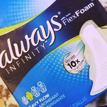 Always® Infinity™ uploaded by keren a.