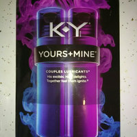 K-Y Brand K-Y Yours Plus Mine Couples Lubricants uploaded by Sheila M.