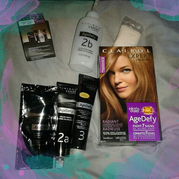 Photo of Clairol Age Defy Expert Collection - Medium Golden Blonde - (8G) uploaded by Kristal R.