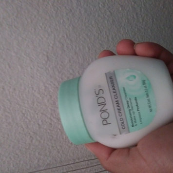 Pond's Cold Cream Cleanser uploaded by Yessica L.