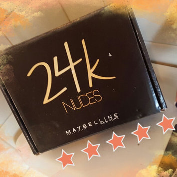 Photo of Maybelline The 24K Nudes™ Eyeshadow Palette uploaded by Amia D.