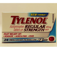 Tylenol® Regular Strength Liquid Gels 20 ct Box uploaded by Emmanuel G.
