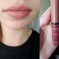 NYX Cosmetics Butter Gloss Collection uploaded by amber n.