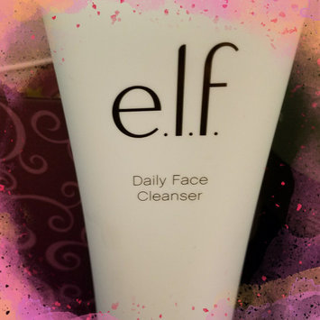 e.l.f. Daily Face Cleanser uploaded by Elizabeth C.