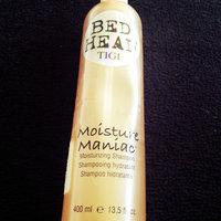 Bed Head Moisture Maniac Shampoo uploaded by nikki s.