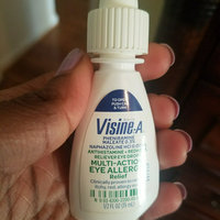 Visine-A Eye Drops uploaded by Ashley T.