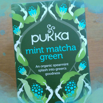 Photo of Pukka Herbs - Organic Herbal Tea Cool Mint Green - 20 Tea Bags uploaded by Total C.