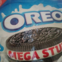 Oreo Mega Stuf Sandwich Cookies uploaded by Stephanie J.