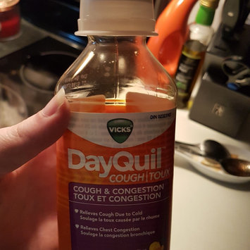 Vicks DayQuil Mucus Control DM uploaded by Janelle M.